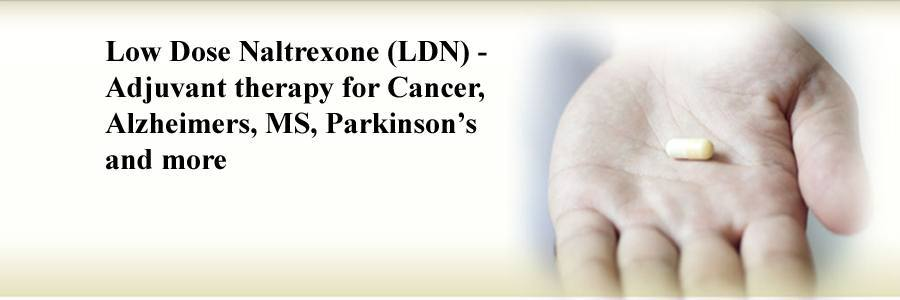 naltrexone cancer therapy