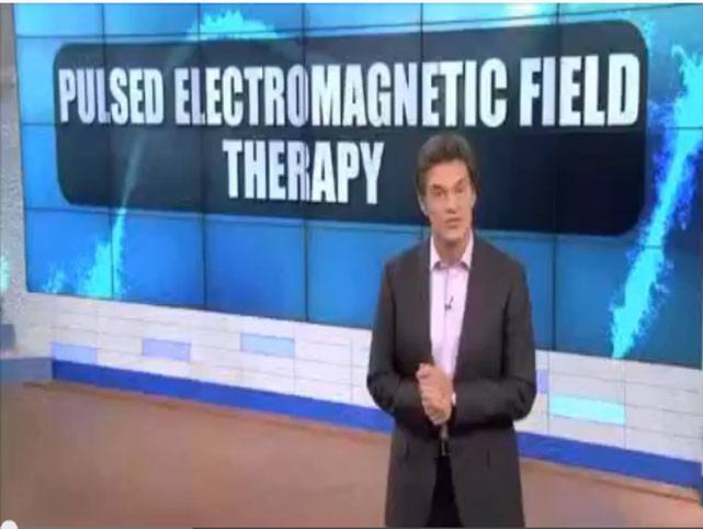 Dr.Oz PEMF Curatron therapy